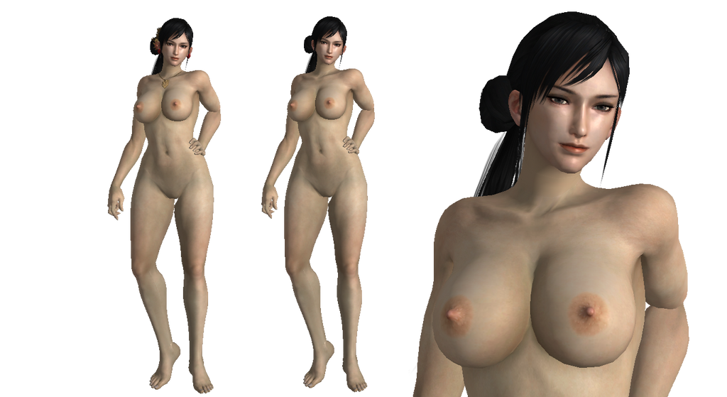 dynasty warriors females nude