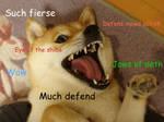 Shibe Roar