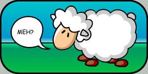 Sheep by mapsy