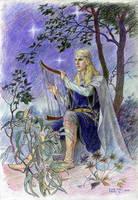 Finrod Felagund by meneldil-elda