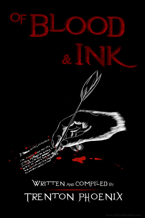 Of Blood and Ink - Full Cover by OfBloodandInk