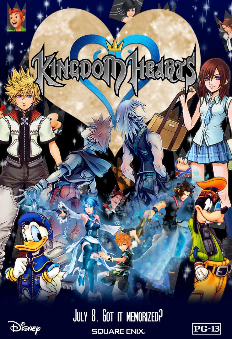 Movie of kingdom hearts