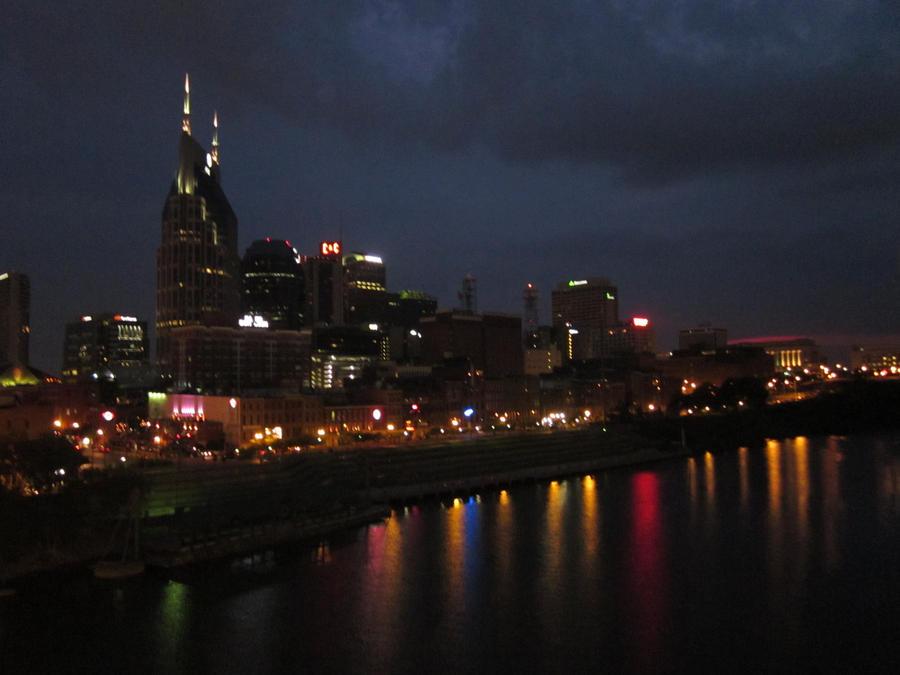Nashville Lights By Lady Mneme On DeviantART