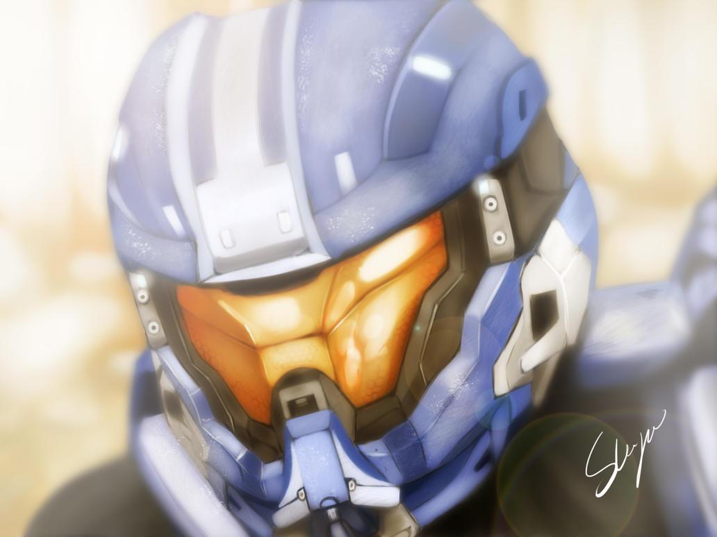 Spartan Thorne by AugustoGarcia