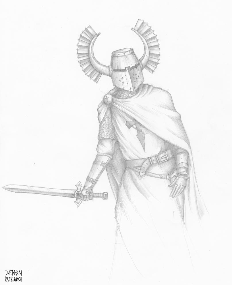 Teutonic Knight by OEVRLORD on DeviantArt