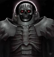 Skull Knight by OEVRLORD