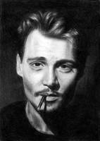 johnny depp. by marika-k