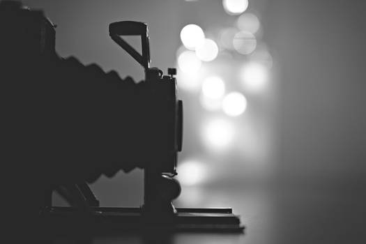 old cam and bokeh I