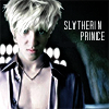 Slytherin Prince by MCRfansister