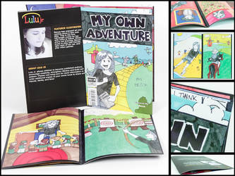 My Own Adventure Book in Print by rshampnois