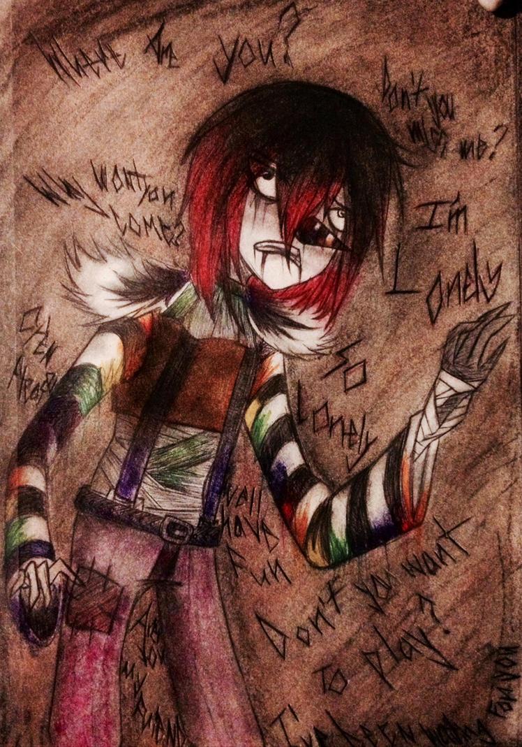 Did He Abandon Me? by HellishProxy