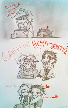 Marionette x Jeremy