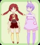 Bunny Kemonomimi Adopts [ CLOSED ]