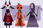 Halloween Mocchin Adopts [ CLOSED ]