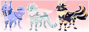 Canine Adopts [ 2/3 OPEN ] by OstrichAdopts
