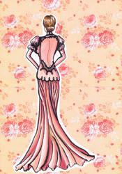 Fashion Sketch Julia