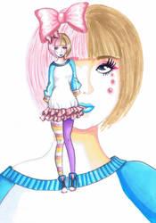 Fashion Sketch Kirara