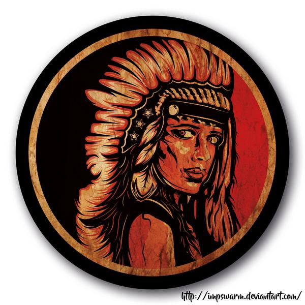 Sticker #1 by ImpSwarm