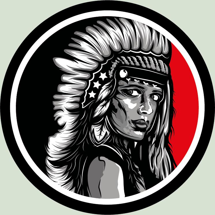 nativ american by ImpSwarm