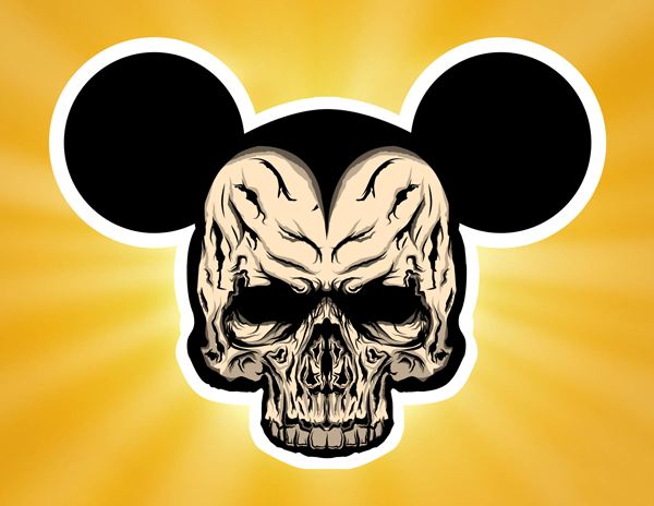 Mickeymouse by ImpSwarm