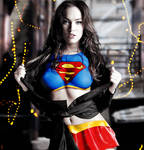 Megan Fox - SuperGirl