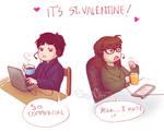 So it's St.Valentine?