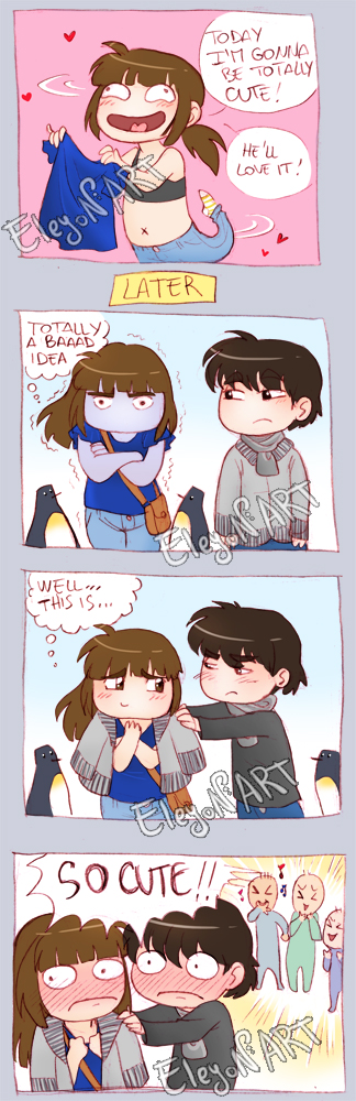 A BAD BAD idea by IreneMartini