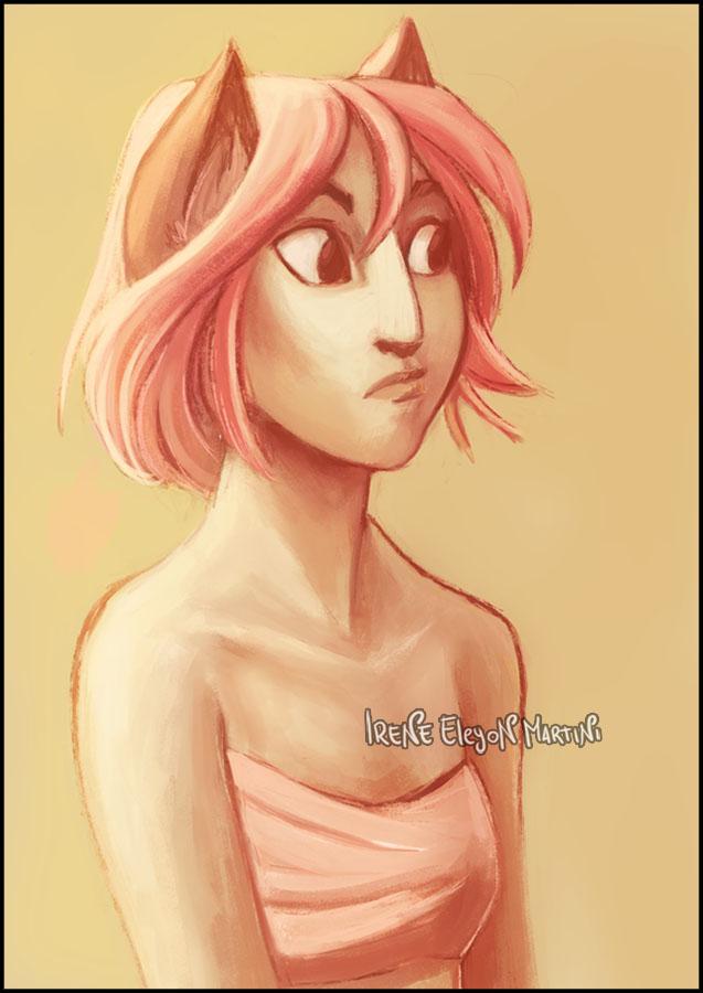Wanna se me draw? (IV) by IreneMartini