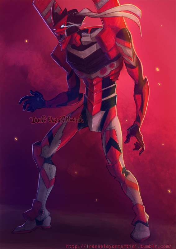 Can I have my EVA? by IreneMartini