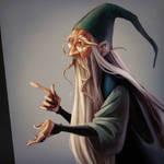 Dumbledore in progress