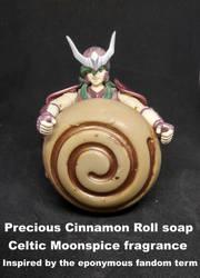 PreciousCinnamonRollSoap