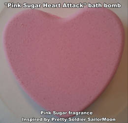 PinkSugarHeartAttackBathBomb