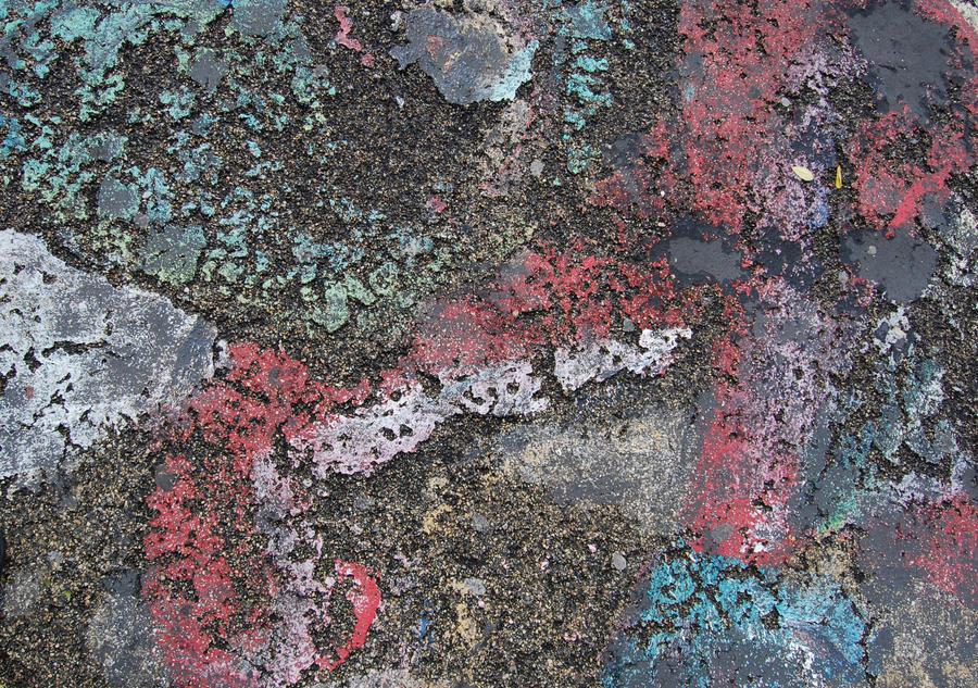 Painted Asphalt 1