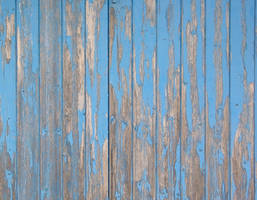 Blue Plank Wall by tmm-textures