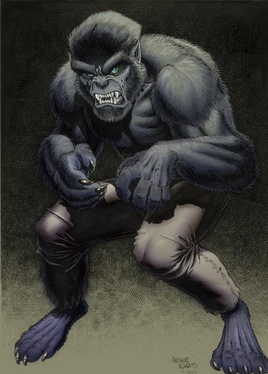 Werewolf by wohoo19m