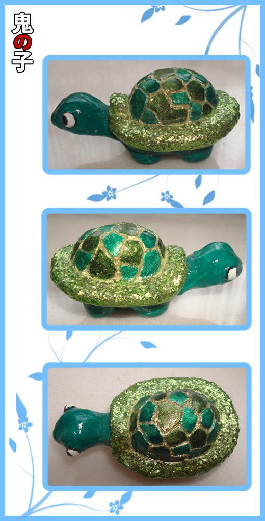 Lil turtle by OniNoKo