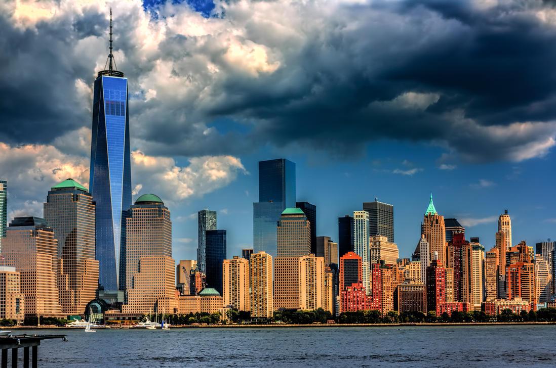 Manhattan III by A1k3misT