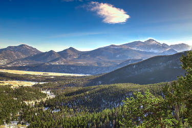 Winter in the Estes 01 by A1k3misT