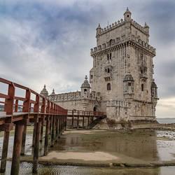 Lisbon. Torre de Belem by A1k3misT