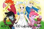 Adventure Time Wonderland Invasion (100 watches)