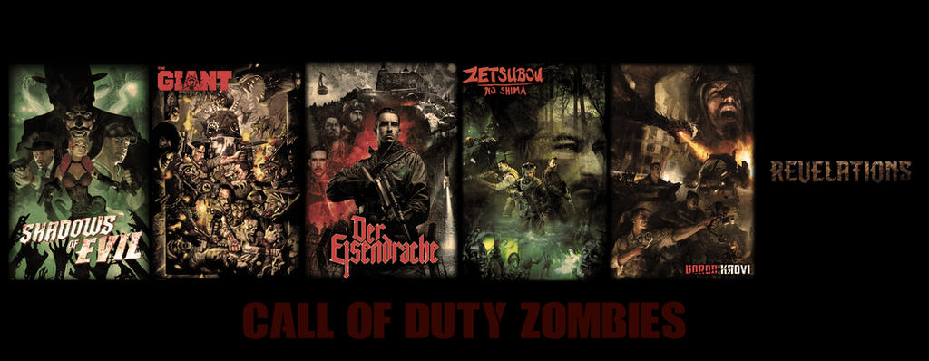 Cod Black Ops Iii Zombies Wallpaper By Divadmalas On Deviantart