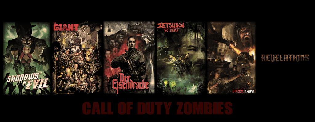 Cod Black Ops Iii Zombies Wallpaper By Divadmalas On