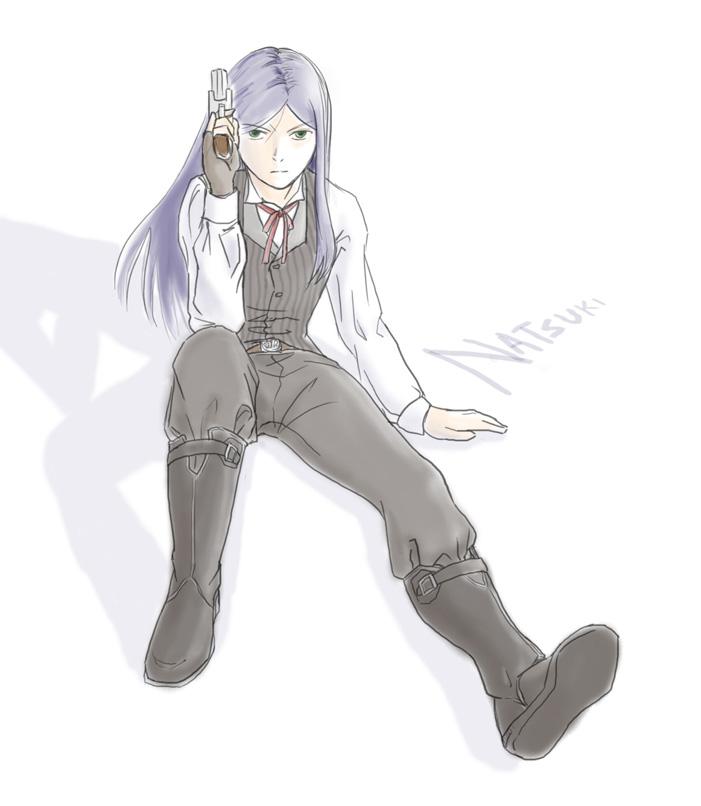 EMDN: Natsuki, Watsuki by yuiseppe