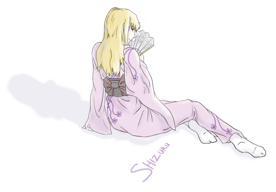 EDMN: Shizuru, Shizlock by yuiseppe