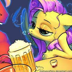 Lightweight (Drunk in Love) by ItsAlwaysPony