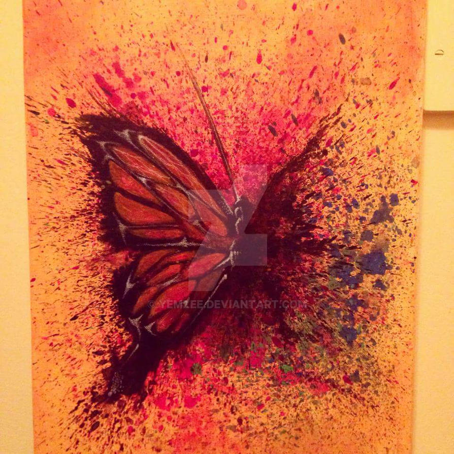 The Butterfly Effect by yemzee