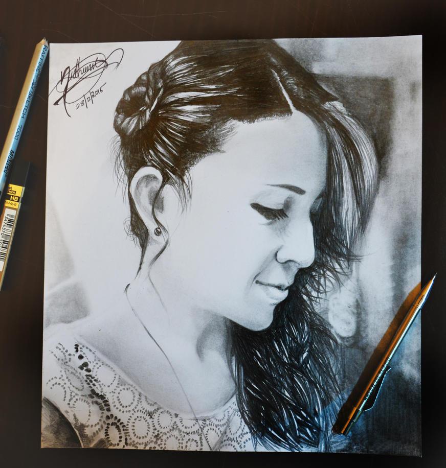 Just a Portrait by yemzee
