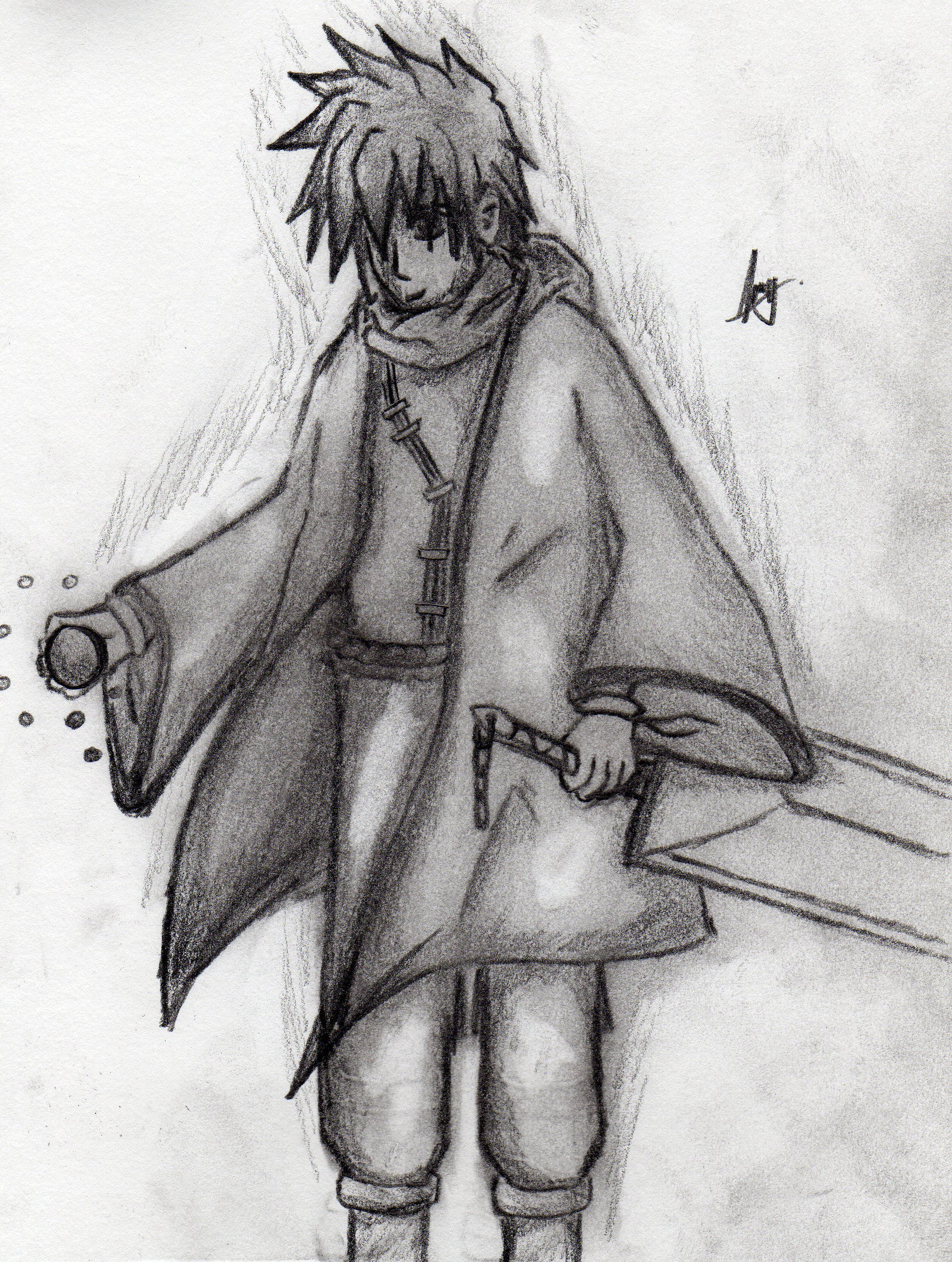 Hooded Warrior Anime | www.imgkid.com - The Image Kid Has It!