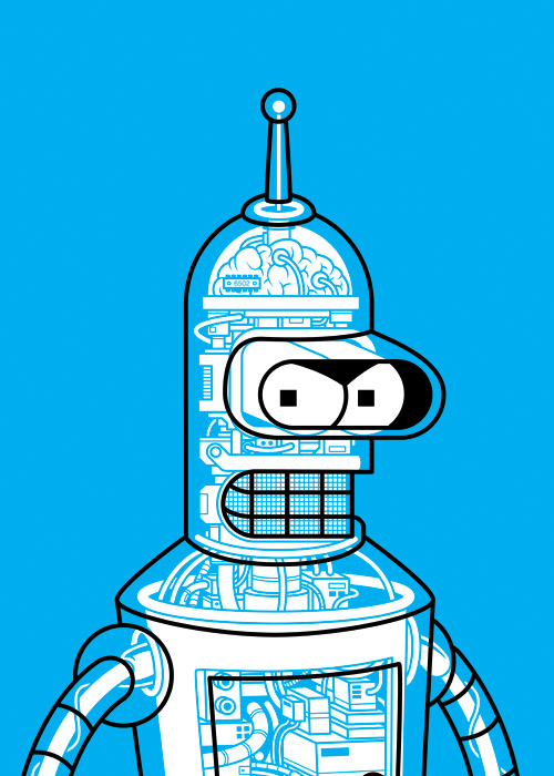 Bender by ym-graphix