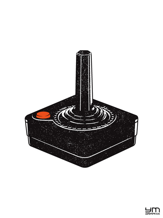 The Joystick by ym-graphix